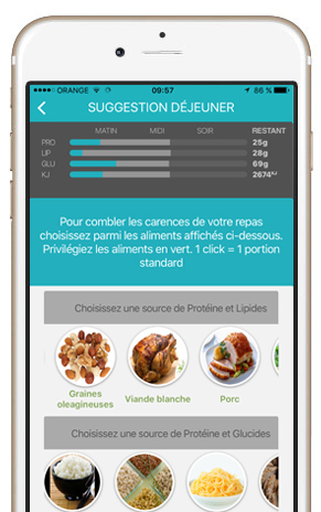 DietSensor, une innovation inégalable en coaching nutritionnel