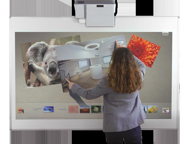 Quelle technologie de videoprojecteur interactif choisir ?